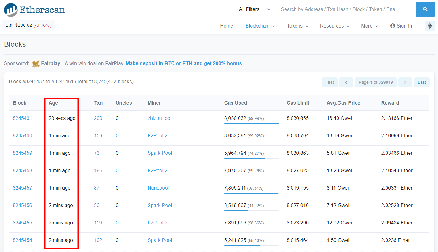 how many miners you to solve a block in cryptocurrency