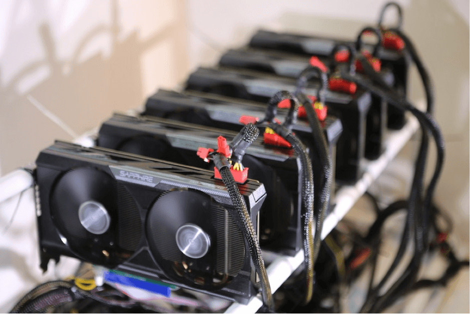 mining to ledger nano s