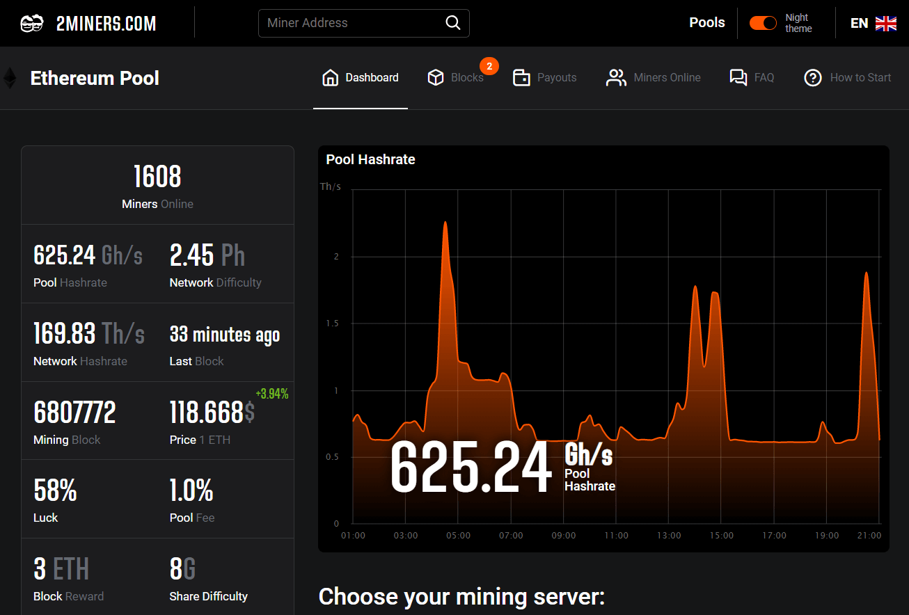 solo mining cryptocurrency