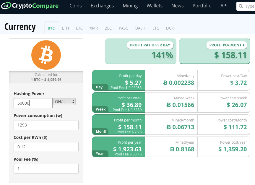 How To Calculate Mining Profitability Top 7 Mining Calculators Crypto Mining Blog # whattomine gpu hash time calculator. how to calculate mining profitability