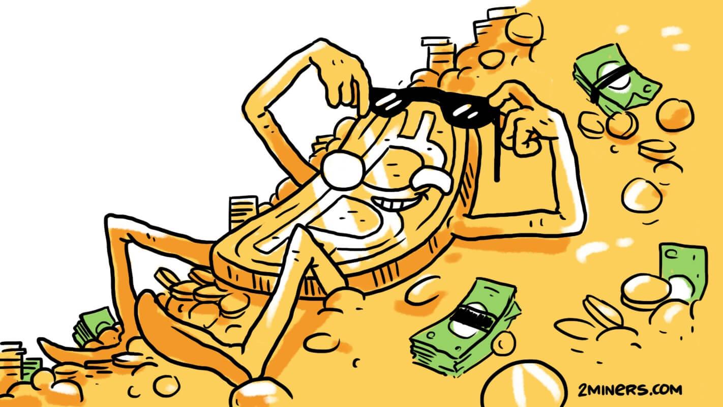 lucky-bitcoin-investor