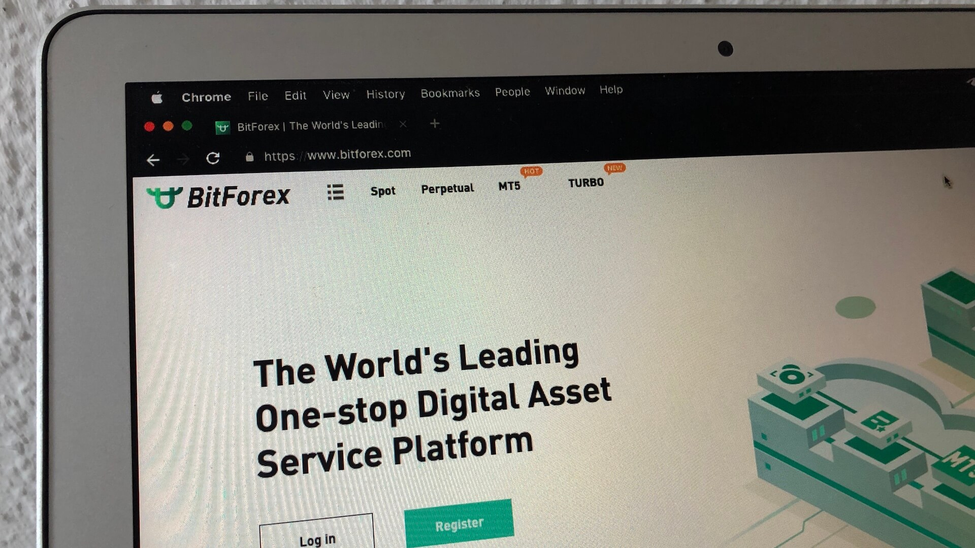 Bitforex Cryptocurrency Exchange