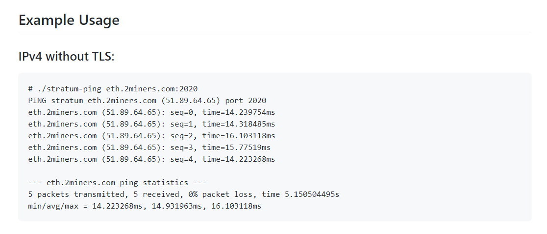 ping-tool-example