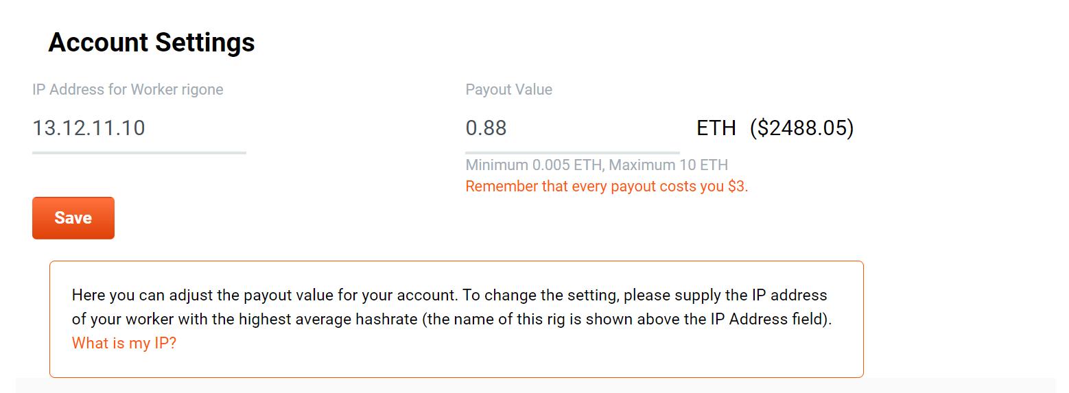 min-payout